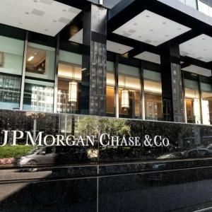 摩根大通 JP Morgan Chase